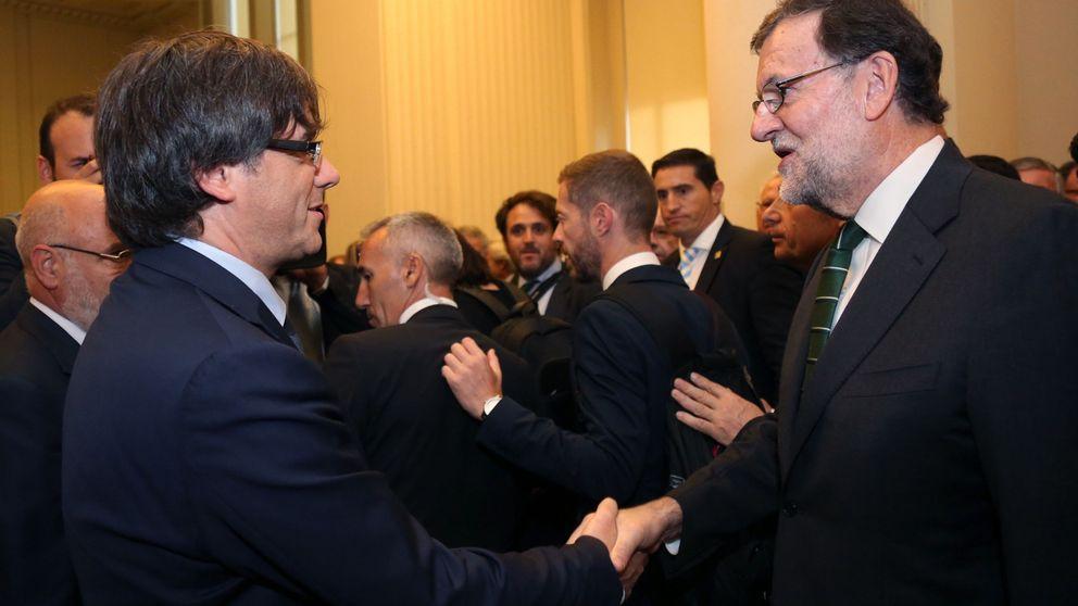 Puigdemont pedirá a Rajoy una reunión los próximos días por el referéndum