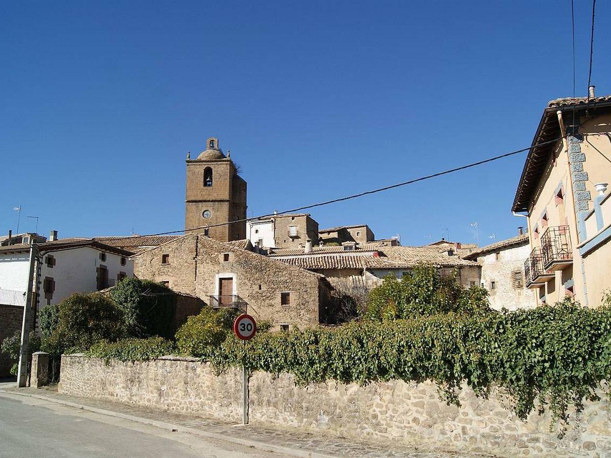 Foto: Urriés. Foto: Wikipedia