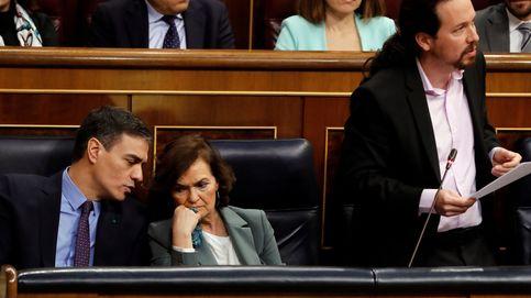 PSOE y Podemos dan por zanjada su doble 'crisis' por la migración y el 'sí es sí'
