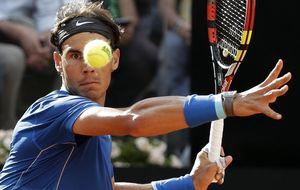 Rafa Nadal tuvo que vencer a dos rivales: Youzhny y sus nervios