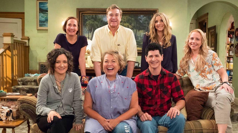 Foto: Imagen de la nueva temporada de 'Roseanne'.