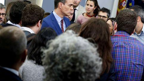 Sánchez y los demás pasan de la prensa (y lo más grave es que da igual)