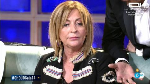 La madre de Albalá abandona 'GH Dúo' tras los ataques de Sofía Suescun