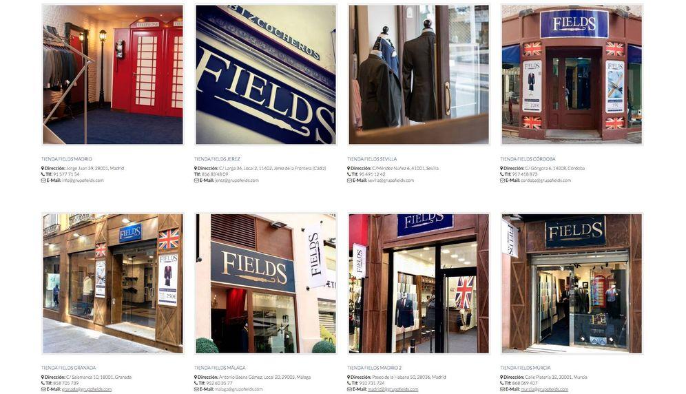 Foto: Página web de la marca Fields