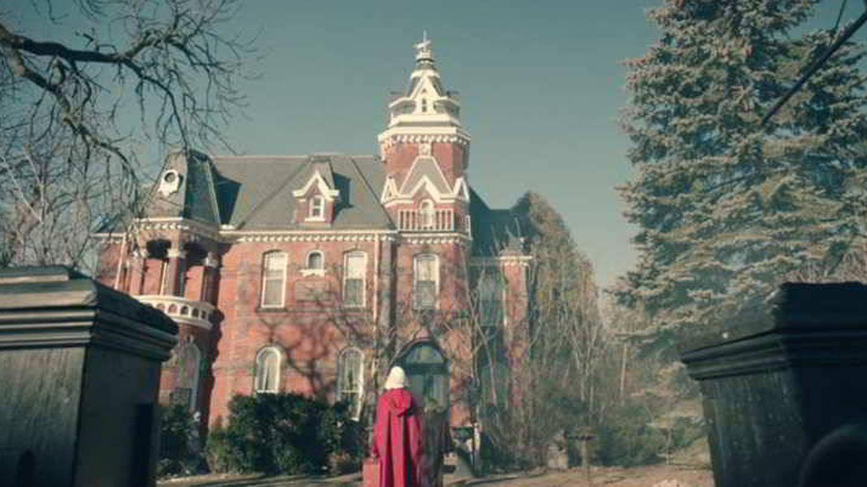 La residencia Lawrence. (HBO)