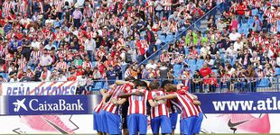 Post de Cómo se motiva el Atlético para intentar la mayor gesta de sus 114 años de historia
