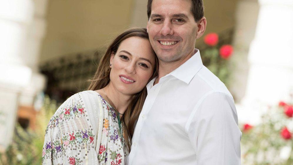 Foto:  Nicolás, con su prometida. (Cordon Press)