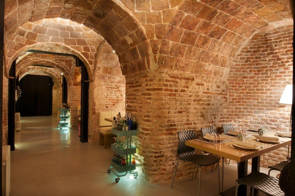 Bocados subterráneos: tres refugios para comer bajo tierra