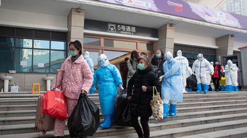 Una mujer china de 103 años se recupera del coronavirus y sale del hospital