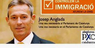 Foto: PxC, impulsor del veto a los inmigrantes en Vic, aspira a obtener ocho diputados