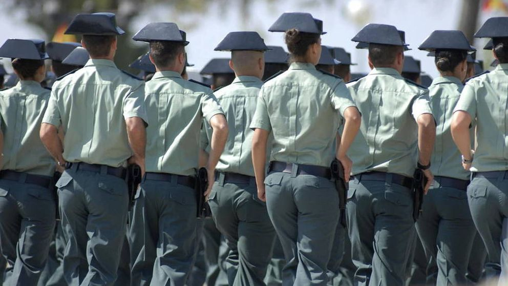 La AUGC informa sobre el caso de acoso sexual a una Guardia Civil que fue violada