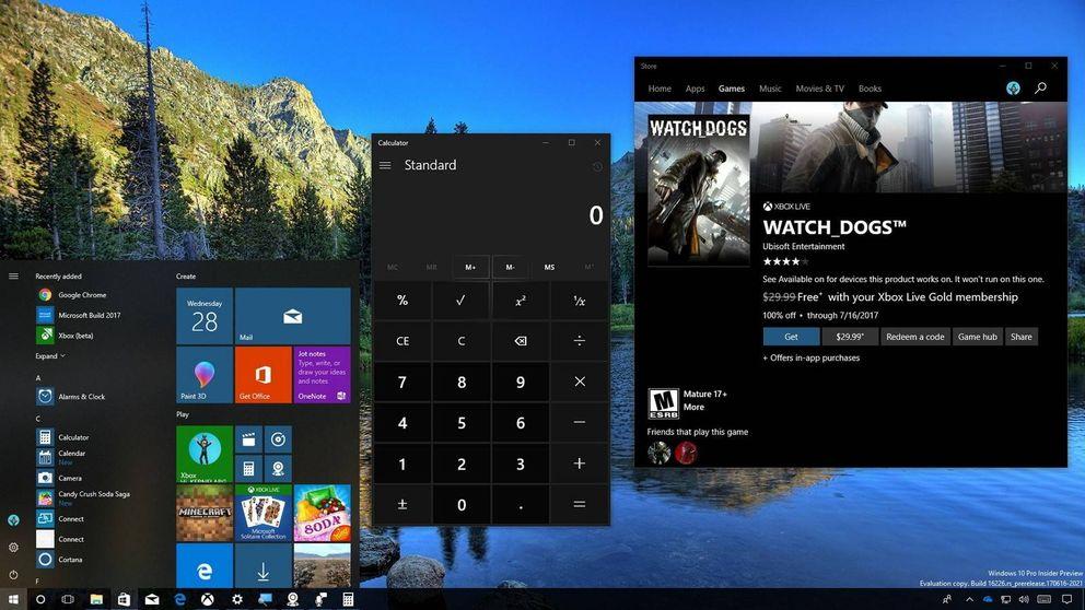 Si aún usas esta versión antigua de Windows 10, actualiza tu ordenador ya