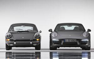 El legendario Porsche 911 cumple 50 años de vida