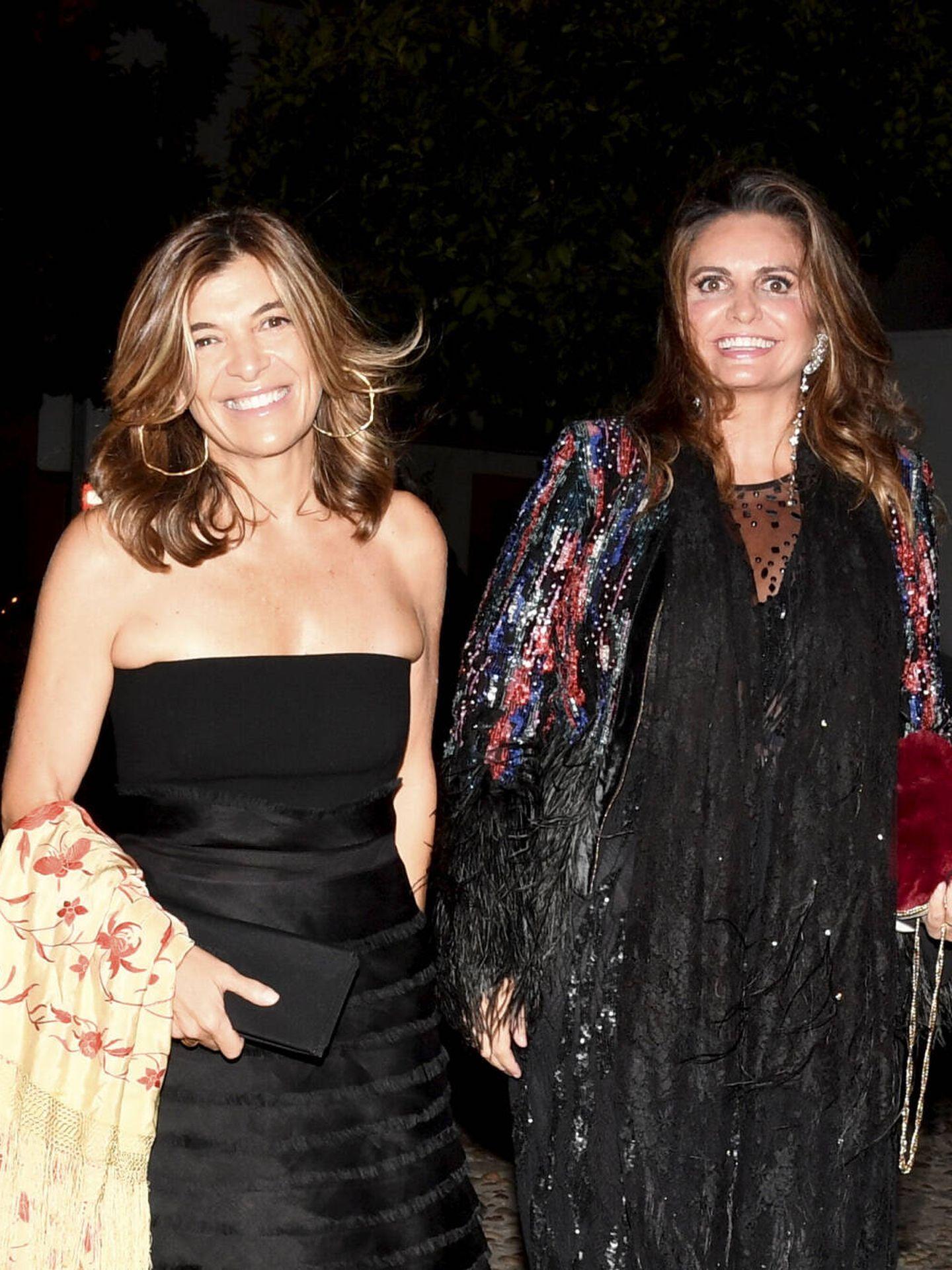 Xandra Falcó y Sandra García San Juan. (Gtres)