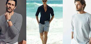 Post de El retorno del estilo navy: guía práctica para vestir prendas de rayas