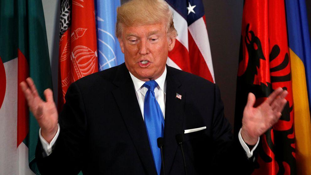 Trump ofrece apoyo al pueblo mexicano tras fuerte terremoto en México