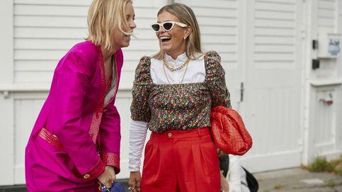 Las sandalias más vistas en la Copenhagen Fashion Week son estas mules de Zara