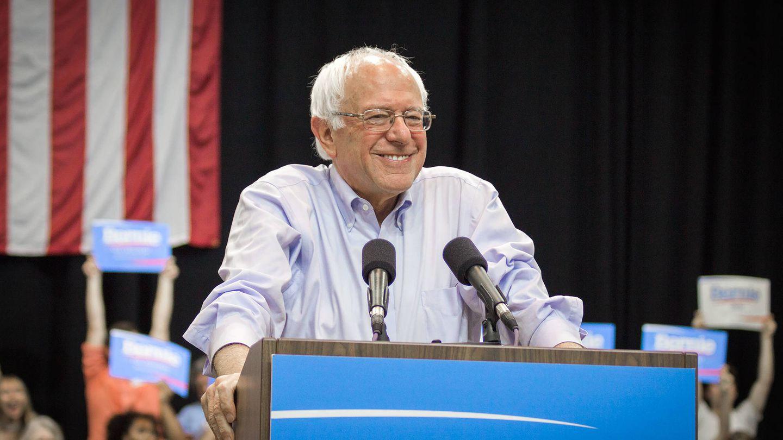 Bernie Sanders. (Wikipedia)