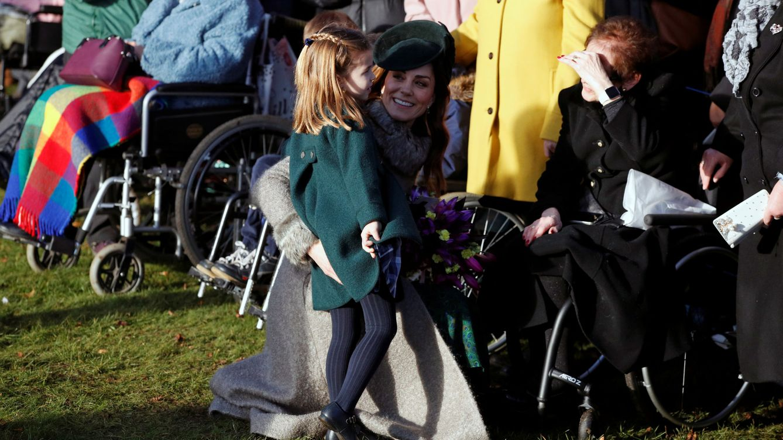La pregunta de Charlotte a Kate Middleton por la que aún se siente culpable