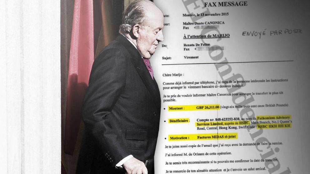 Juan Carlos I usó tras abdicar cuentas opacas para un viaje de lujo a la Polinesia