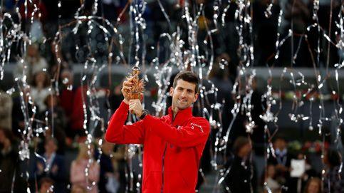 Djokovic pasa de ser el payaso de las imitaciones a ganarse el respeto