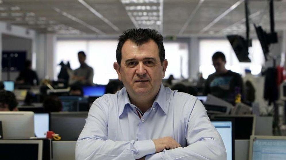 Foto: El director de '20 Minutos', Arsenio Escolar (EFE).