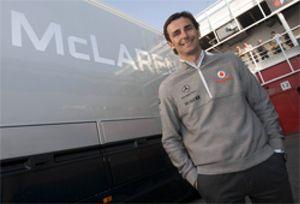 """McLaren rinde tributo a Pedro, """"un amigo, un piloto de corazón y el mejor probador"""""""