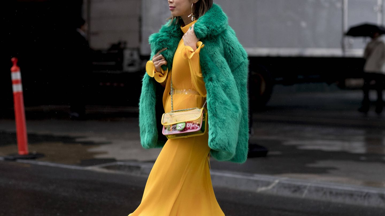 Elige gama cromática y hazla tuya. ¿Un consejo? El amarillo está más de moda que nunca. (Imaxtree)