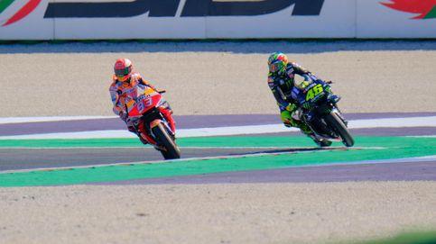No quiero pensar mal... El nuevo lío entre Marc Márquez y Valentino Rossi en MotoGP