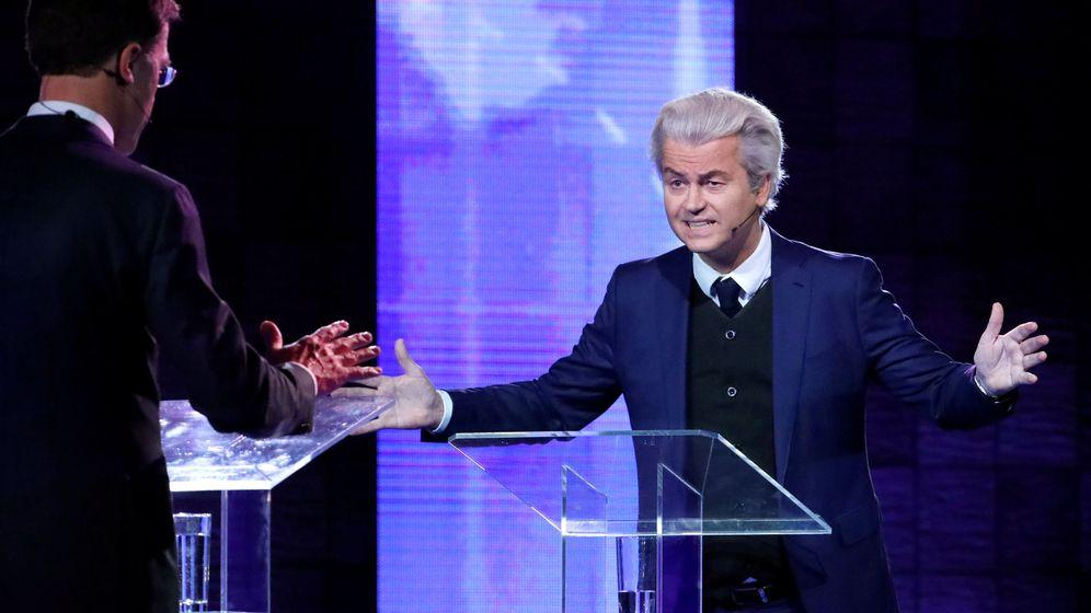 Foto: El ultraderechista del PPV holandés, Geert Wilders. (Reuters)