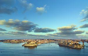 Un fin de semana en La Valetta, la capital de Malta levantada con tiralíneas