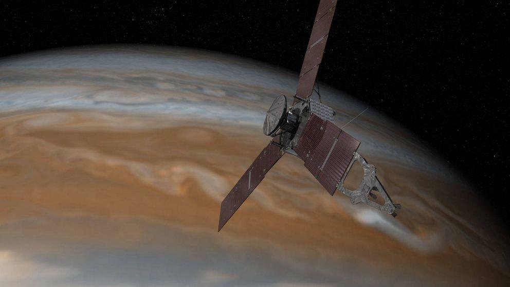 Juno se 'pierde' en el espacio: problemas para la misión más ambiciosa a Júpiter