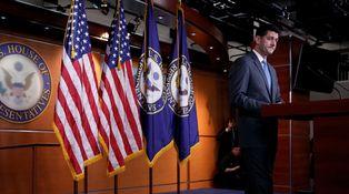 Con la salida de Paul Ryan, la era Reagan se ha acabado oficialmente y para siempre