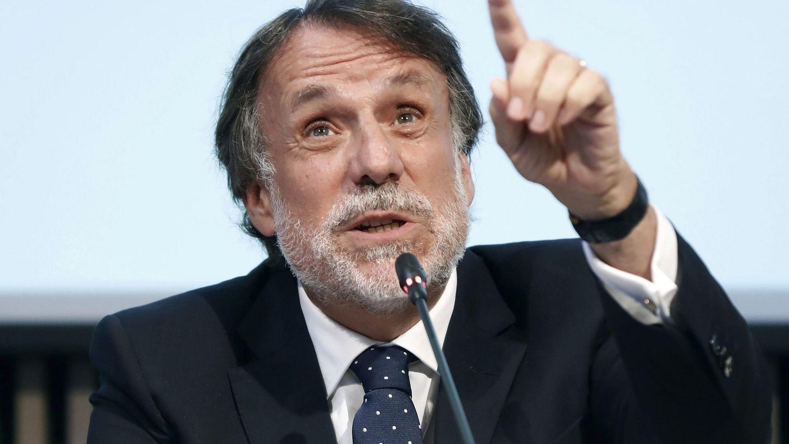 Foto:  El presidente del Grupo Planeta, Jose Creuheras