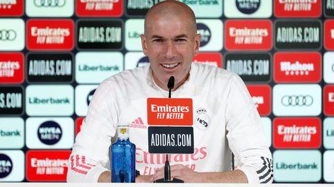 La flor de Zinédine Zidane en el Real Madrid es que nunca muere cuando el resto fallece