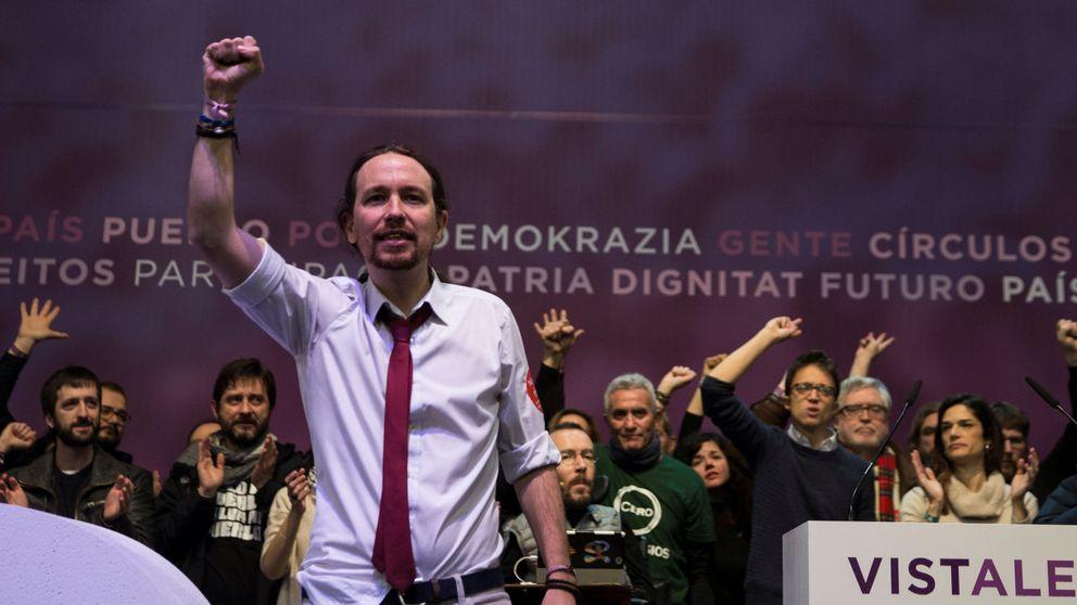 Así es la nueva dirección de Podemos salida de Vistalegre II