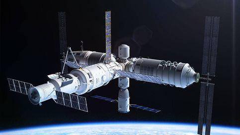 Aterriza en la Tierra la nave china Shenzhou-12 con tres astronautas a bordo