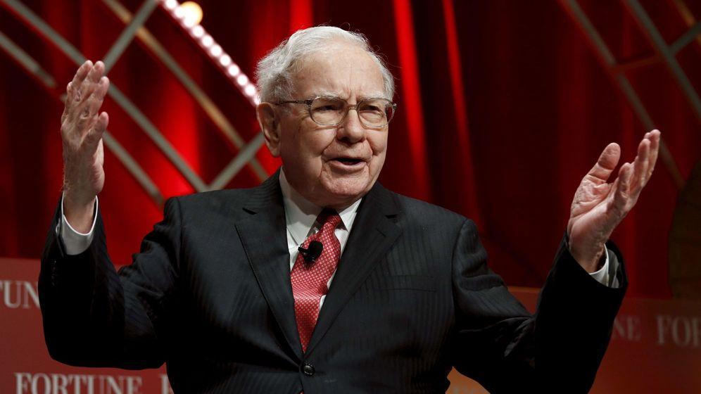 Foto: Warren Buffett, presidente de Berkshire Hathaway
