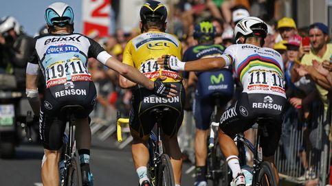 El Tour de las caídas destroza en cuatro días a su segundo maillot amarillo
