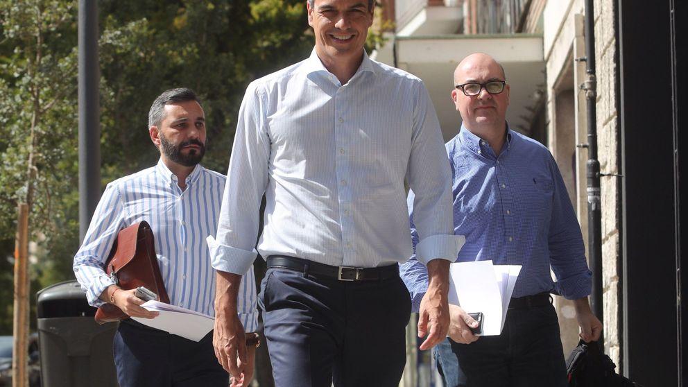 Sánchez mira a la 'España vaciada' en su gira 'social' con el PP 'en busca' de otro candidato