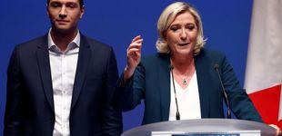 Post de Bardella, la arriesgada maniobra estética de Le Pen para las elecciones europeas