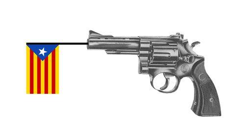 Cómo Rajoy juega a la ruleta rusa con la pistola de Fainé y las balas de Carulla