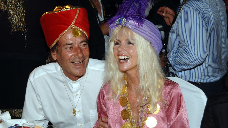 Foto: Gunilla Von Bismarck y Luis Ortiz en una imagen de archivo (Gtres)