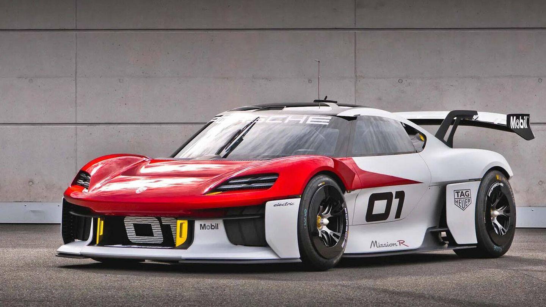 Porsche Mission R Concept (Porsche)