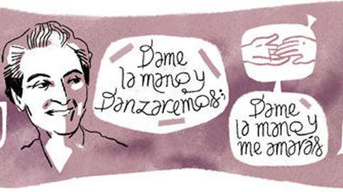Gabriela Mistral: Dame la mano y danzaremos; dame la mano y me amarás