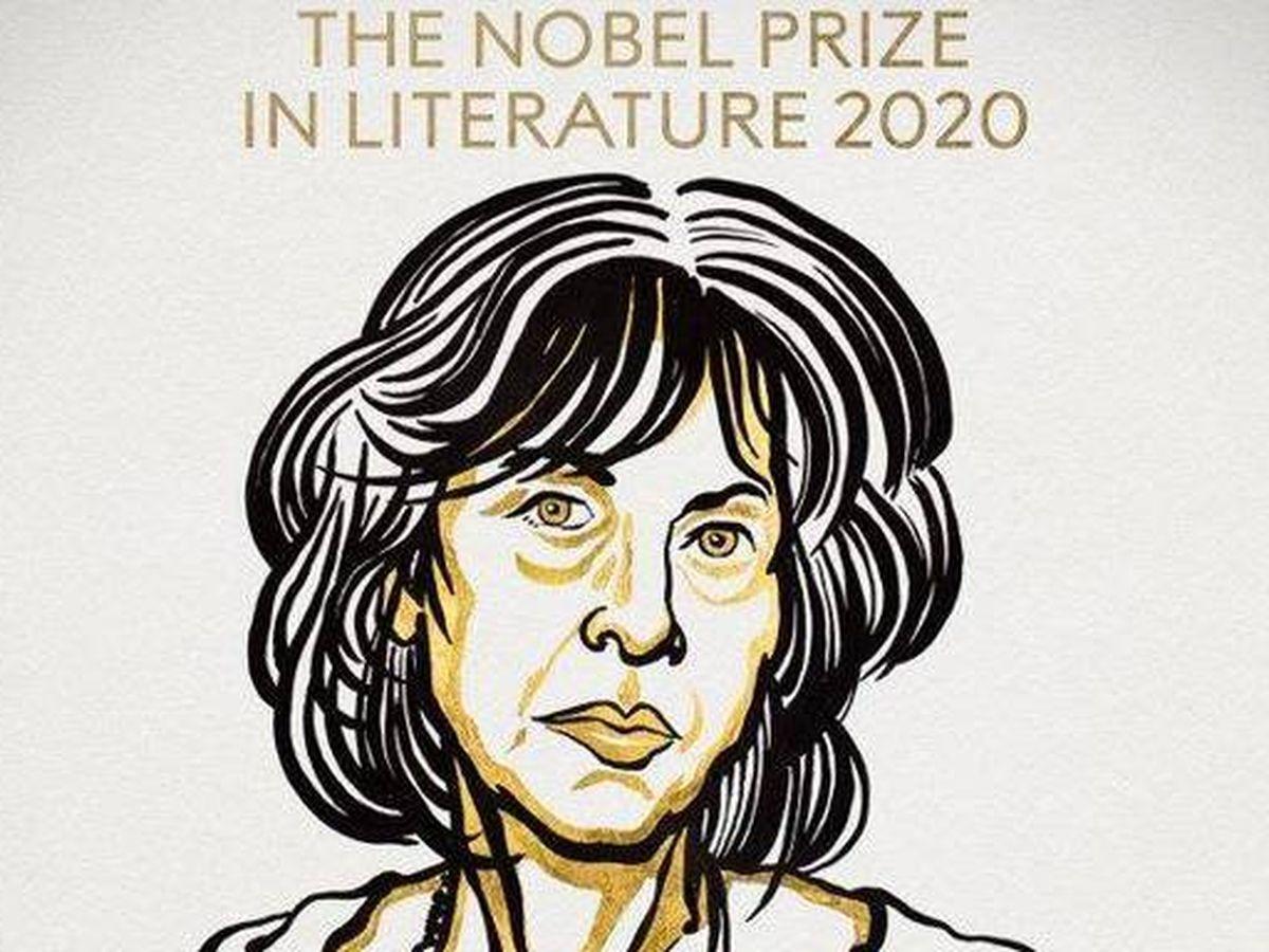 Foto: Louise Glück, premio Nobel de Literatura 2020