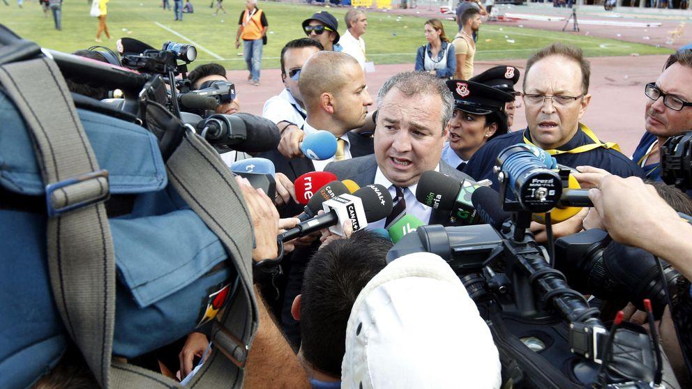 Imputan 4 años más de delitos fiscales al capo de la seguridad 'amigo' de Soria