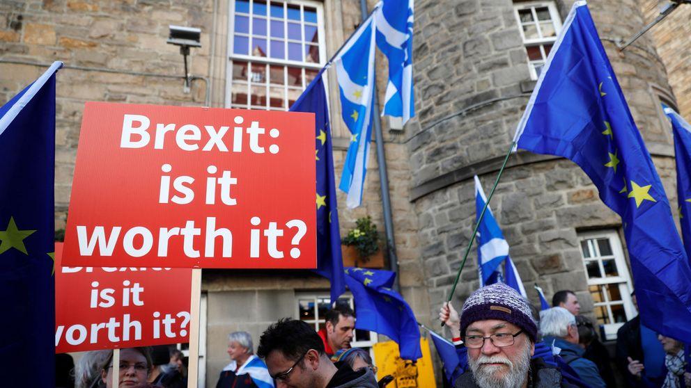 Primer aniversario del artículo 50 de Lisboa: balance del 'Año I' del Brexit