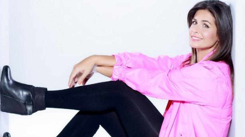 Nuria Roca, presentadora del morning show de Melodía FM.