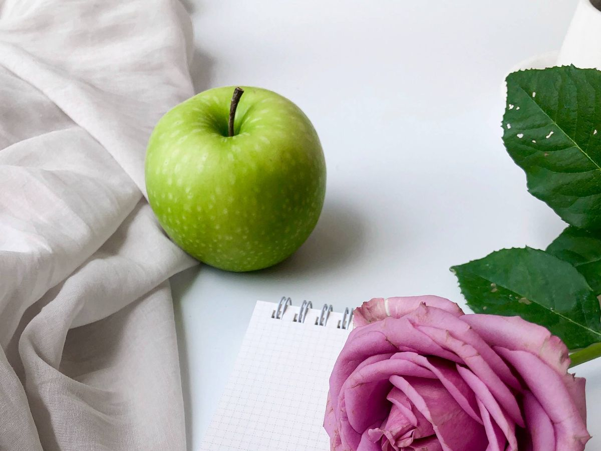 Foto: Dieta de la manzana para adelgazar. (Foto T para Unsplash)